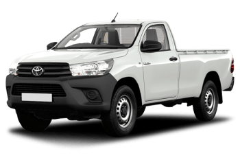 Toyota hilux simple cabine