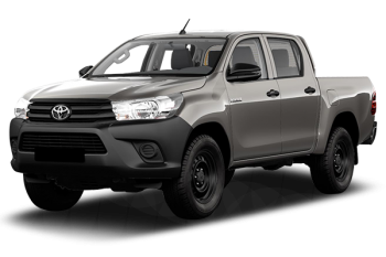 Toyota hilux double cabine my20
