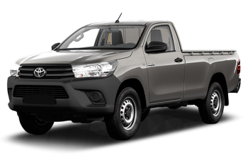 Toyota Hilux simple cabine my20 Hilux chassis cabine 2wd 2.4l 150 d-4d