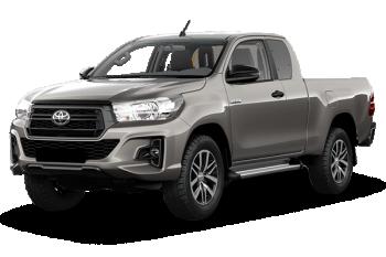 Toyota hilux x-tra cabine my20