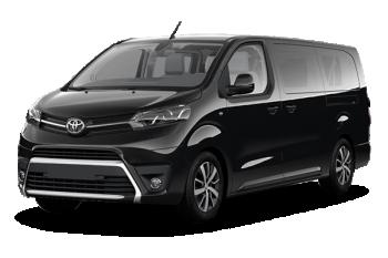 Toyota proace combi electric en promotion