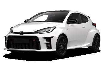 Toyota yaris gr en promotion