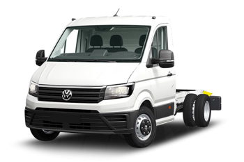 Volkswagen crafter chassis benne