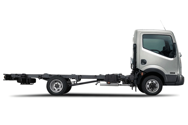 Nissan CABSTAR NT400 CHASSIS CABINE