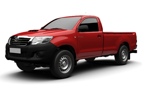 Toyota HILUX RC2 SIMPLE CABINE