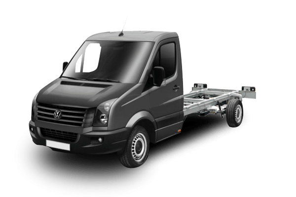 Volkswagen CRAFTER CHASSIS CABINE