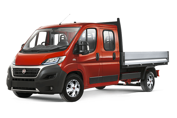 Fiat DUCATO CHASSIS DOUBLE CABINE EURO 6D-TEM