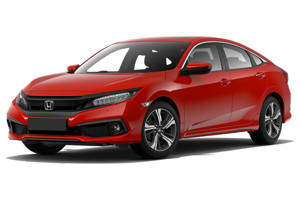Honda Civic 4 portes 2020 neuve