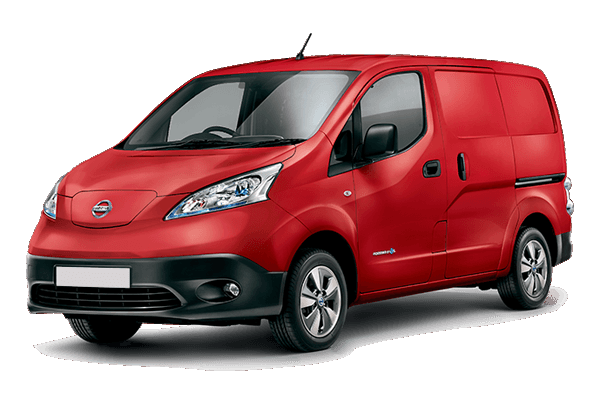 Nissan E-NV200 FOURGON 2017