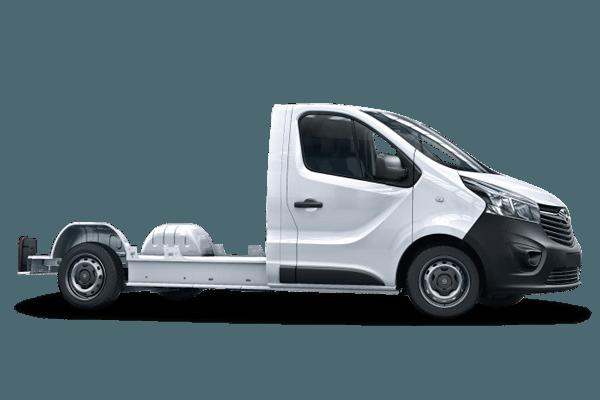Opel VIVARO PLANCHER CABINE