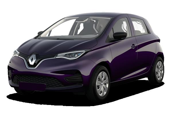 Renault Zoe e-tech electrique neuve
