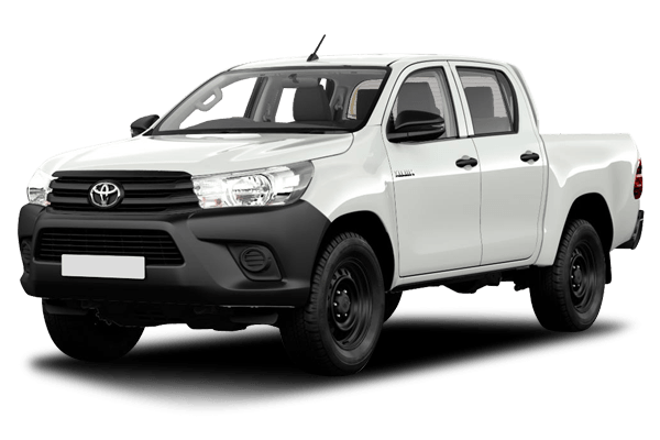 toyota hilux double cabine neuf utilitaire toyota hilux double cabine par mandataire. Black Bedroom Furniture Sets. Home Design Ideas