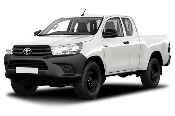 toyota hilux x tra cabine neuf utilitaire toyota hilux x tra cabine par mandataire. Black Bedroom Furniture Sets. Home Design Ideas