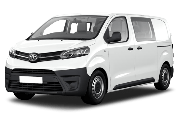 Toyota PROACE CABINE APPROFONDIE