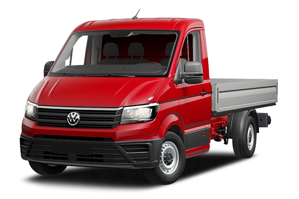 Volkswagen CRAFTER CHASSIS CABINE PLATEAU
